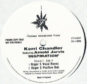 Kerri 'Kaoz' Chandler presents Arnold Jarvis - Inspiration