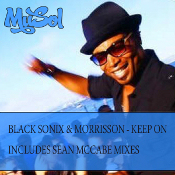 Black Sonix featuring Morrisson - Keep on