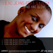 Lilac Jeans featuring LaVeda - Hand and glove