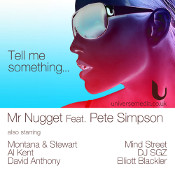 Mr Nugget featuring Pete Simpson - Tell me something