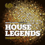Groove Odyssey presents House Legends Vol 1 - The Basement Boys