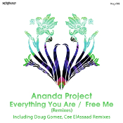 Ananda Project - Free me / Everything you are  (Remixes)