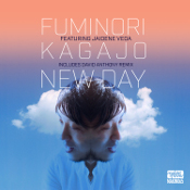 Fuminori Kagajo featuring Jaidene Veda - New day