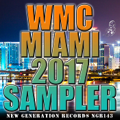 New Generation Records WMC Miami 2017 Sampler