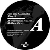 Ferry Ultra featuring Ann Sexton - Rising up