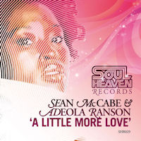 Sean McCabe and Adeola Ranson - A little more love