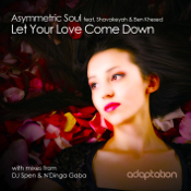 Asymmetric Soul featuring Shavakeyah & Ben Khesed - Let your love come down