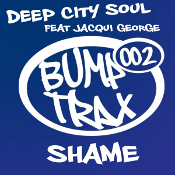 Deep City Soul featuring Jacqui George - Shame