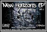 Various - New Horizons EP Vol. 1
