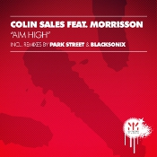 Colin Sales featuring Morrisson - Aim high