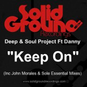 Deep & Soul Project featuring Danny - Keep on