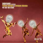 Indysoul featuring Tantra Zawadi & Aleijuan Afuraka - We are the stars