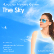 Haldo featuring Melanie Gerren - The sky