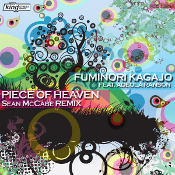 Fuminnori Kagajo featuring Adeola Ranson - Piece of heaven