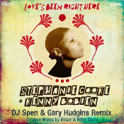 Stephanie Cooke & Kenny Bobien - Love's been right here (DJ Spen & Gary Hudgins Remixes)