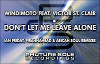 Windimoto featuring Victor St. Clair - Don't leave me alone