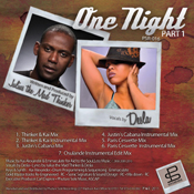 Julius the Mad Thinker featuring Desla - One night