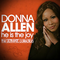 Donna Allen - He is the joy (The Ultimate Collection)