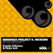 Hennings Project featuring Nickson - Do you believe it