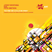 Jonny Montana featuring Pete Simpson - Maybe we could be free