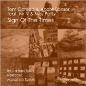 Tom Conrad & Andre Bonsor featuring Mr. V & Miss Patty - Sign of the times
