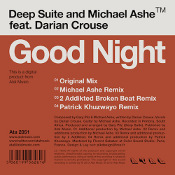 Deep Suite and Michael Ashe featuring Darian Crouse - Good night