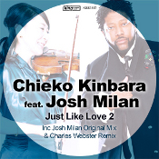 Chieko Kinbara featuring Josh Milan - Just like love