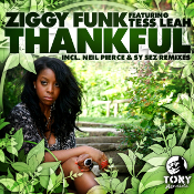 Ziggy Funk featuring Tess Leah - Thankful