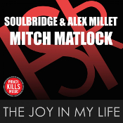 Soulbridge & Alex Millet featuring Mitch Matlock - The joy in my life