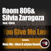 Room 806 & Silvia Zaragoza featuring Chris - You give me love
