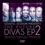 Soulful Session presents The Future Divas EP 2