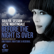 Soulful Session featuring Lizzie Nightingale - Before the night is over