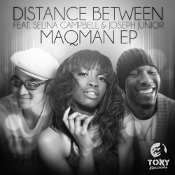 MAQman presents - MAQman EP: Distance Between