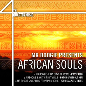 Mr Boogie - African souls