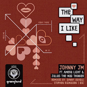 Johnny JM featuring Amera Light & Julius the Mad Thinker - The way I like