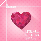 Frankstar featuring Darian Crouse - Keep on lovin