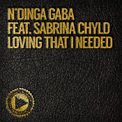 N'Dinga Gaba featuring Sabrina Chyld - Loving that I needed