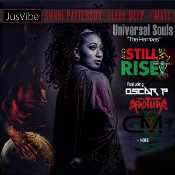 Sunni Patterson, Blade Deep & 4matiq - Universal souls (The Remixes)