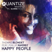 Thomas Blondet featuring Philip Ramirez - Happy people