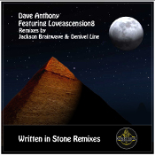 Dave Anthony featuring Loveascension8 - Written in stone