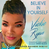 Vickie Ryan - Believe in yourself (Remixes)