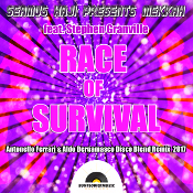 Seamus Haji presents Mekkah featuring Stephan Granville - Race of survival (Antonello Ferrari & Aldo Bergamasco Disco Blend Remix 2017)
