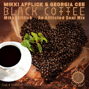Mikki Afflick & Georgia Gee - Black coffee