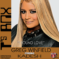 Greg Winfield starring Kadesh - I found love