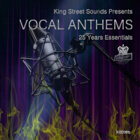 Vocal Anthems (25 Years Essentials)