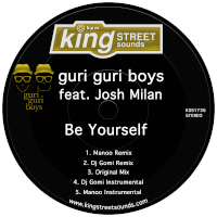 guri guri boys featuring Josh Milan - Be yourself