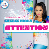 """Pick of the Week: Shaheer Williams & Sheree Hicks """"Attention"""" (Soul Groove Records Promo)"""